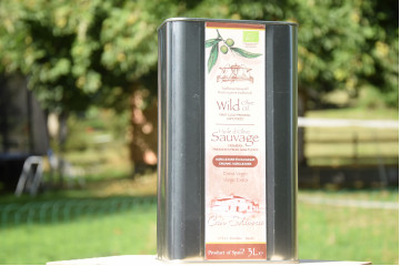 Olivenöl (Steinmühle) - 3L - Can Solivera - Katalonien